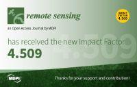 Позив за специјални број часописа Remote Sensing